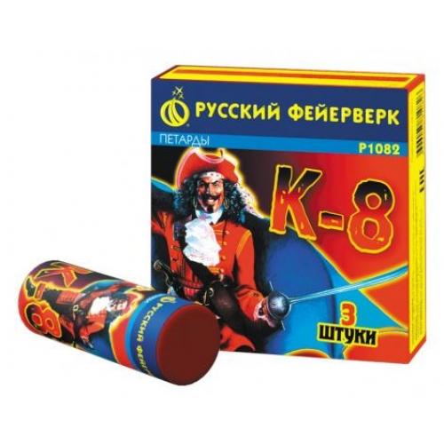 Р1082 петарда КОРСАР-8 *1/100/3 (шт.)