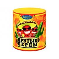 """Р7460 батарея салютов КРУТЫЕ ПЕРЦЫ (1""""х13)"""
