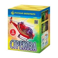 "Р7067 батарея салютов СТРЕКОЗА (0,8""х16) *1/24 (шт)"