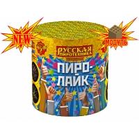 "РС693 батарея салютов ПИРО-ЛАЙК (0,7""х10) *1/40 (шт) модуль"