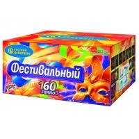 "Р8350 суперсалют ФЕСТИВАЛЬНЫЙ (0,8"", 1"",  1,25""х160) *1/1 (шт.)"