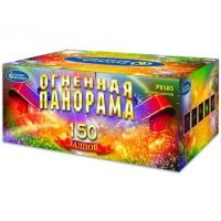 """Р8585 суперсалют ОГНЕННАЯ ПАНОРАМА (1,2""""х150) *1/1 (шт.)"""