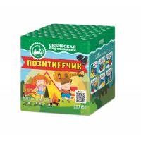 "СП7155 батарея салютов ПОЗИТИFFЧИК  (0,8""х18)"