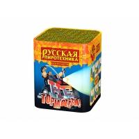 "РС607 батарея салютов НЕ ТОРМОЗИ (0,8""х16)"